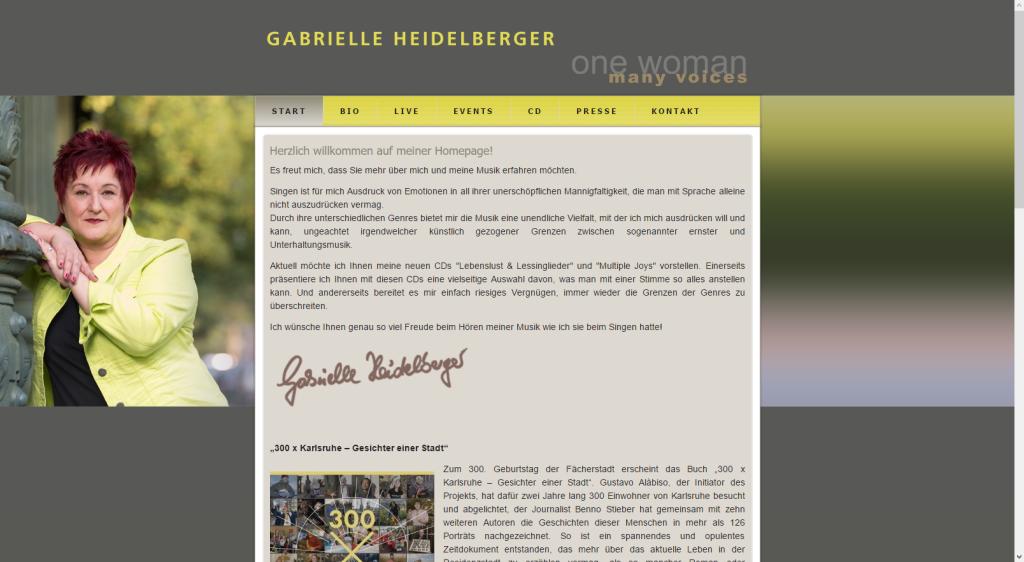 Gabrielle Heidelberger